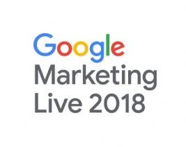 Google Marketing Live 2018 - Novinky pro letošní rok